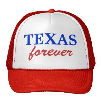 De Texas boné de beisebol para sempre - chapéu do