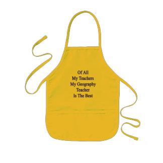 De todos meus professores meu professor da avental infantil