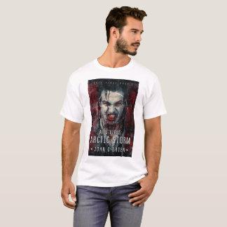 """De """"vírus Ares: Camisa capa do livro da tempestade"""