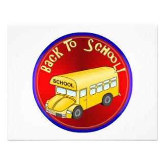 De volta ao auto escolar