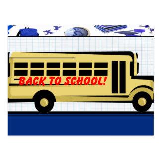 De volta ao cartão da escola