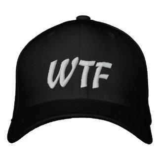 De WTF chapéu 1337 de basebol Boné Bordado