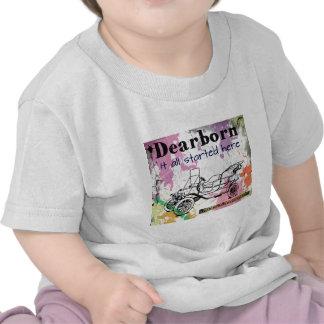 Dearborn - ele todo o começado aqui - roupa camisetas