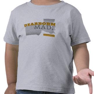 Dearborn fez o T da criança T-shirts