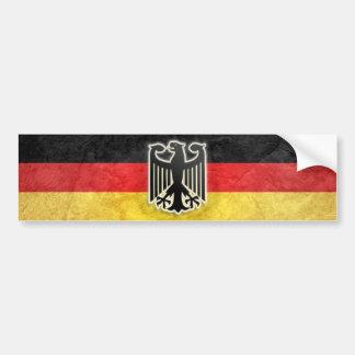 Decalque alemão da crista de Eagle do Grunge do Adesivo Para Carro
