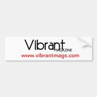 Decalque VIBRANTE Adesivo Para Carro