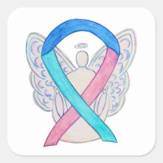 Decalques da etiqueta da fita do câncer de tiróide