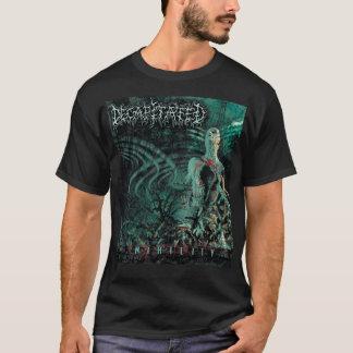 DECAPITADO - camisa do oficial de Nihility