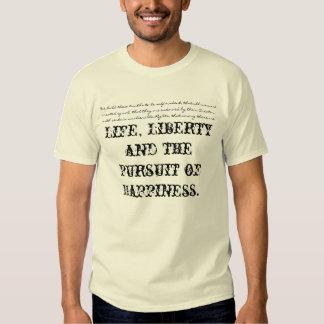 Declare isto t-shirts