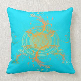 Decoração do verão do desenhista do abstrato da travesseiros de decoração