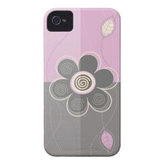 Decoração floral capinhas iPhone 4