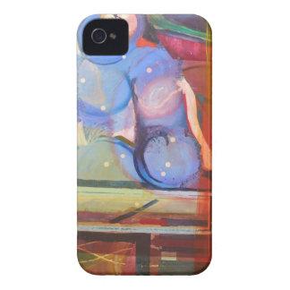 decoração home na moda original e colorida capa para iPhone 4 Case-Mate