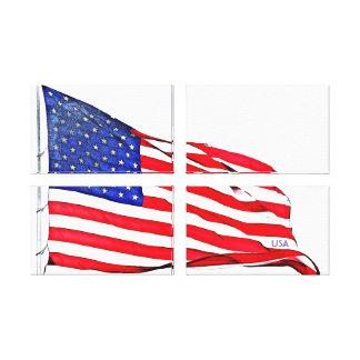 Decoração patriótica