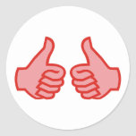 DEDOS POLEGAR OK alto thumbs up