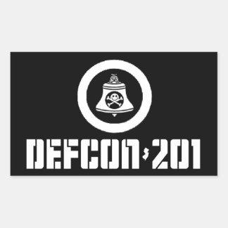 DEFCON 201 -- Não - grupo da etiqueta do membro