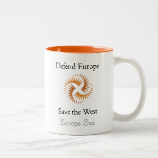 Defenda Europa - salvar a caneca ocidental