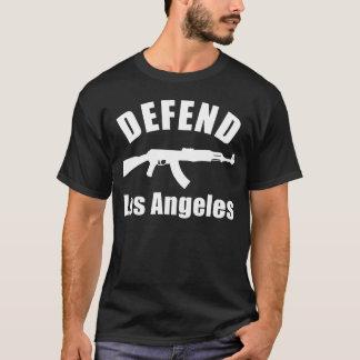 Defenda Los Angeles Camiseta