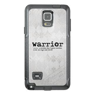Definição do guerreiro