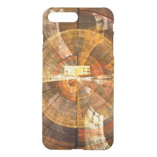Defletor da arte abstracta da integridade capa iPhone 7 plus