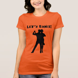 DEIXE A DANÇA DOS E.U.! T-shirt Camiseta