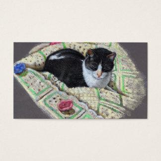 DEIXE E.U. PAMPER O: CAT: CARTÃO DE VISITA