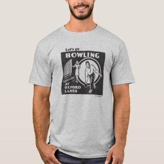 Deixe-nos ir rolar em pistas de Oxford - camisa de Tshirt