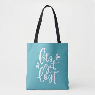 Deixe-nos obter o bolsa perdido