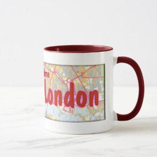 Deixe-nos obter perdidos na caneca de Londres