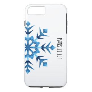 """""""Deixe-o nevar"""" capa de telefone"""