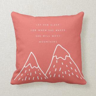 Deixe seu travesseiro do sono almofada