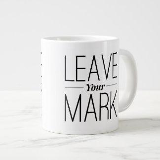 Deixe sua caneca da marca