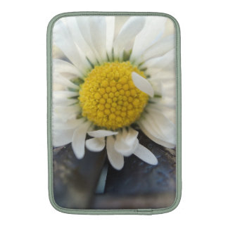 Delicate daisy bolsa de MacBook