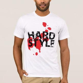 Delírio do Splatter de Hardstyle Camiseta