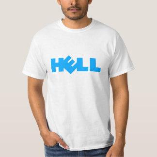 Dell = inferno camiseta