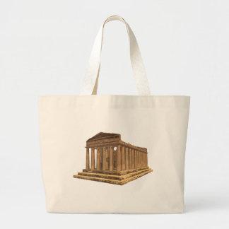Della Concordia de Tempio: Templo da concórdia: Sacola Tote Jumbo