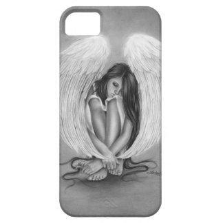 Demasiado logo capas de iphone idas do anjo