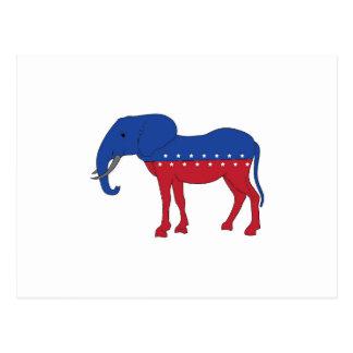 Democracia criativa: Um animal novo Cartão Postal