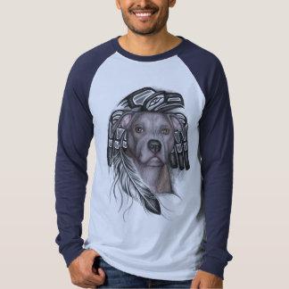 DEMPSEY do salvamento do pitbull de BraveHeart Camisetas