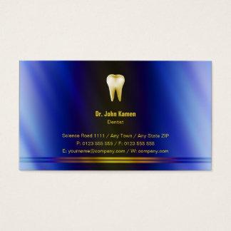 | dental profissional original cartão de visitas