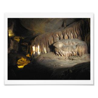 Dentes do dinossauro impressão de foto