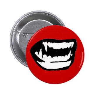 Dentes do vampiro botons