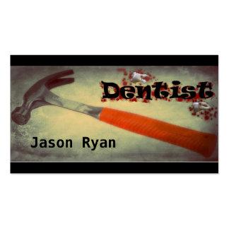Dentista Cartão De Visita