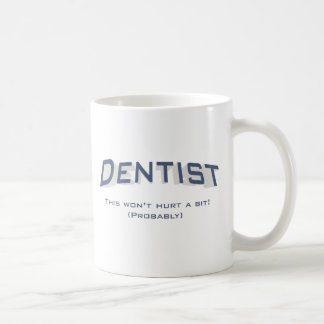 Dentista/dano Caneca De Café