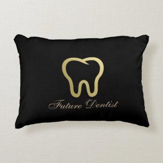 Dentista futuro almofada decorativa