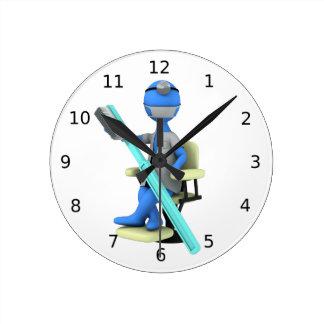 Dentista Relógios Para Pendurar