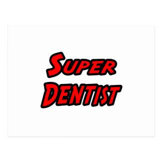 Dentista super cartão postal