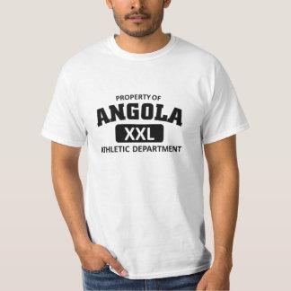 Departamento atlético de Angola Camiseta