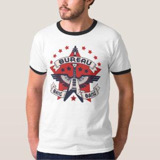 Departamento do golpe do golpe camiseta