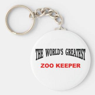 Depositário de jardim zoológico do mundo o grande chaveiro