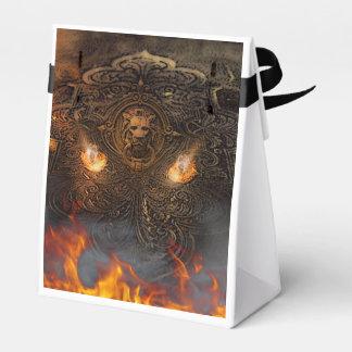 Depositário do segredo do inferno caixinha